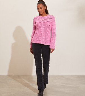 MARY - Jumper - pink perfect