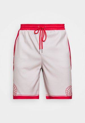 SHELL PRINT PULL ON - Shorts - red