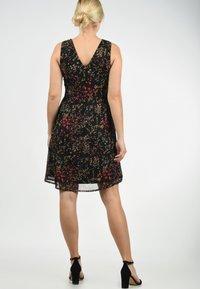 Blendshe - CHARLY - Day dress - black print - 2
