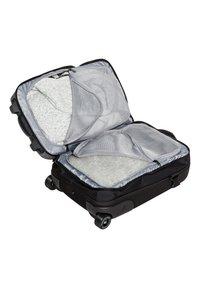 Quiksilver - QUIKSILVER™ NEW HORIZON 32L - LEICHTER HANDGEPÄCKSKOFFER MIT ROL - Wheeled suitcase - light grey heather - 4