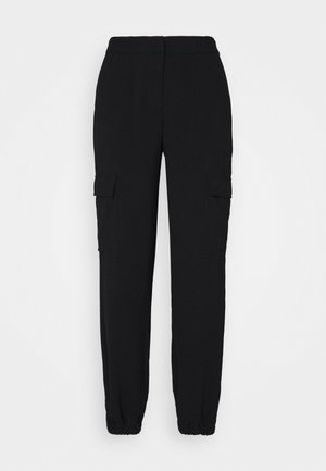 VMBITTEN PANT TALL - Trousers - black