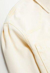 Mango - Button-down blouse - pastelgeel - 7