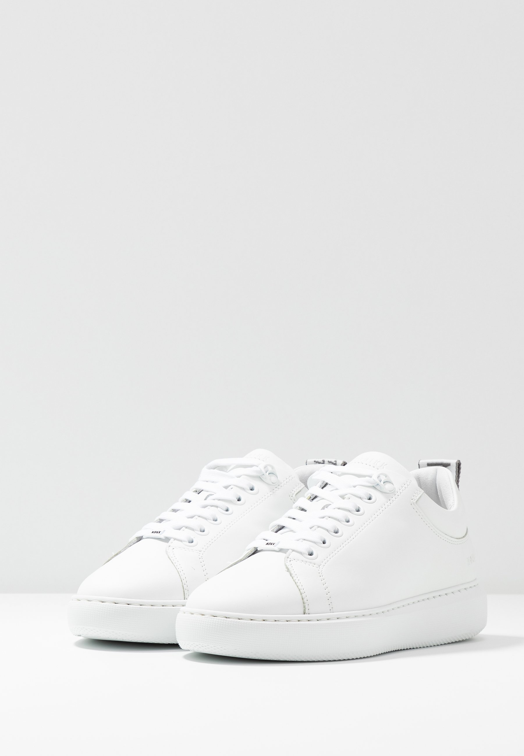 Nubikk ROX  Sneaker low white/weiß