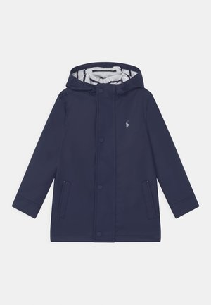 RAIN - Waterproof jacket - newport navy