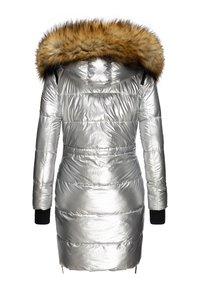 Navahoo - Winter coat - silver - 1