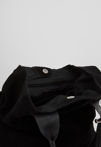 Even&Odd - LEATHER - Shopping bag - black - 5