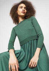 WEEKEND MaxMara - AIDONE  - Day dress - dunkelgruen - 3