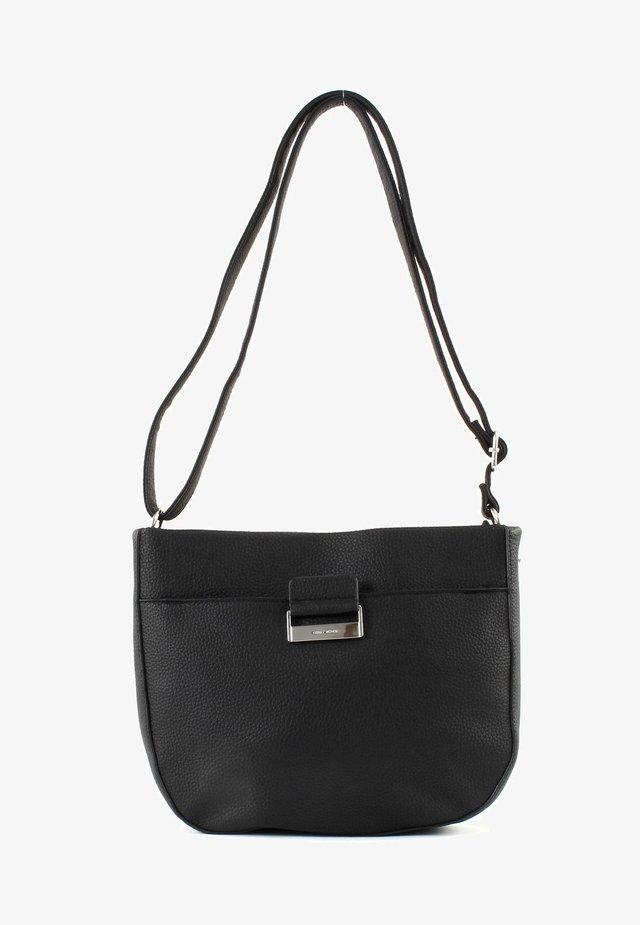 TALK DIFFERENT - Across body bag - black