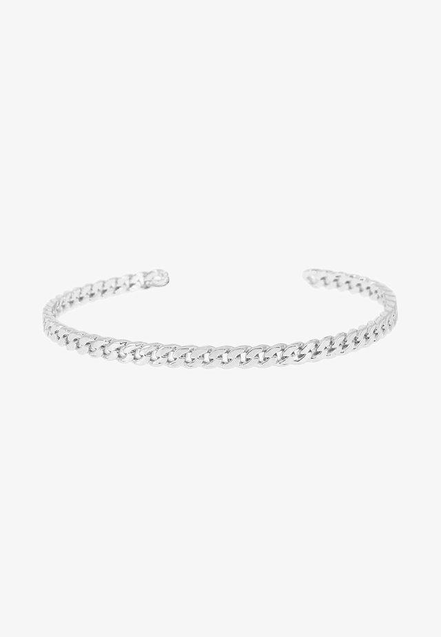 INFINITY BANGLE - Bracelet - silver-coloured