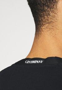 C.P. Company - CREW NECK - Sweatshirt - black - 5