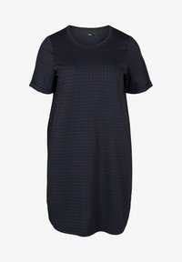 Zizzi - Jumper dress - blue - 3