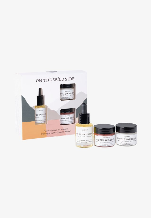 THE SOFTNESS RITUAL - Set de soins du visage - -