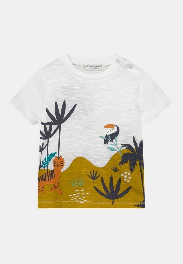 ODO BABY UNISEX - T-shirt imprimé - white
