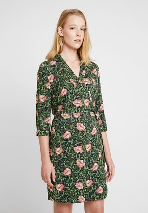 BAROQUE - Day dress - olive