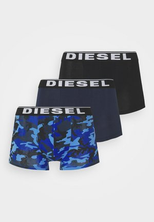 DAMIEN 3 PACK - Pants - blue/black