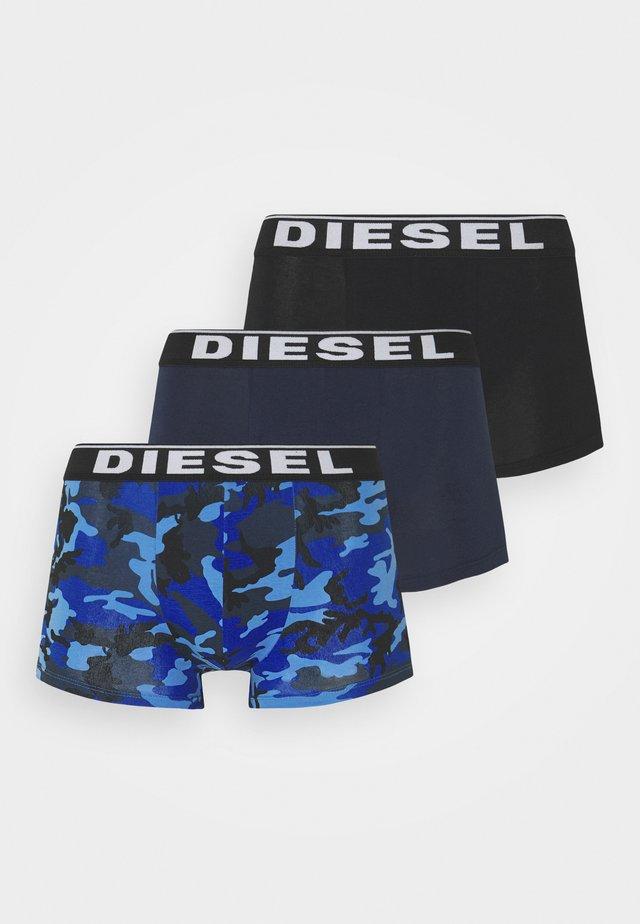 UMBX-DAMIENTHREEPACK 3 PACK - Pants - blue/black