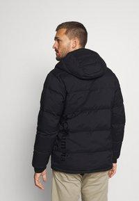 Columbia - ROCKFALL JACKET - Down jacket - black - 2