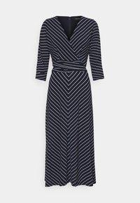 Lauren Ralph Lauren - MATTE DRESS - Jersey dress - navy/colonial - 6