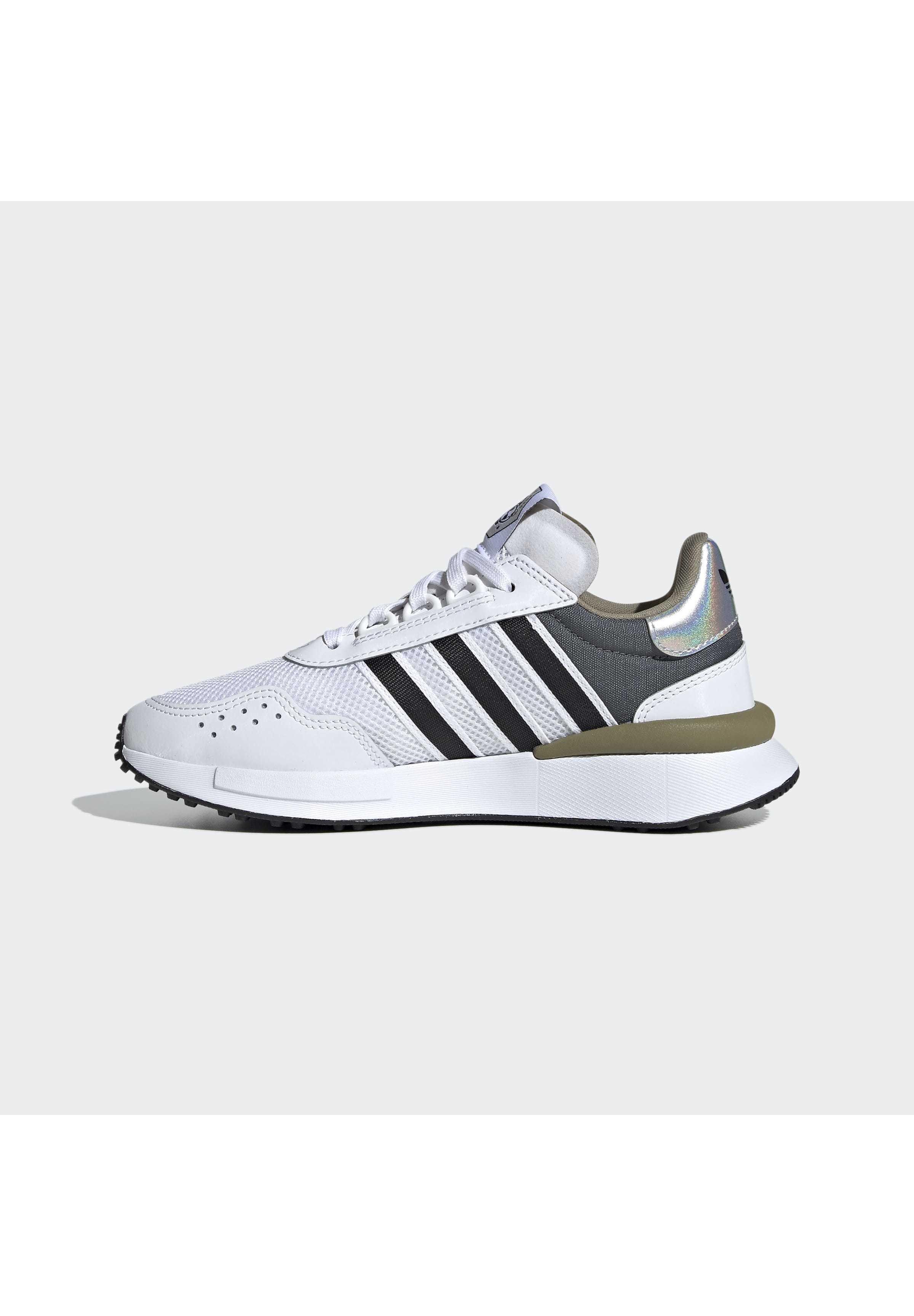 Adidas Originals Retroset Shoes - Joggesko White