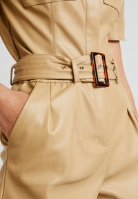 Lost Ink - Shorts - beige - 4