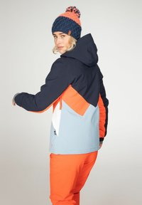 Protest - KELIS - Snowboardjacke - space blue - 5
