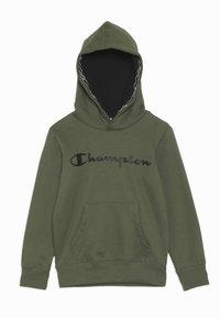 Champion - AMERICAN CLASSICS HOODED  - Kapuzenpullover - khaki - 0