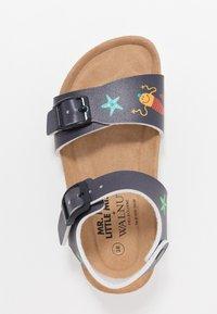 Walnut - Sandals - dark blue - 1