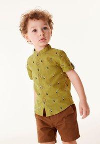 Next - Shirt - yellow - 0