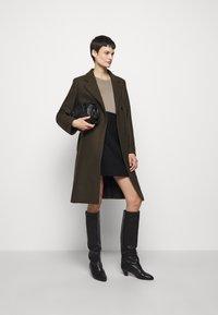 Filippa K - HOLLY SKIRT - A-line skirt - black - 1