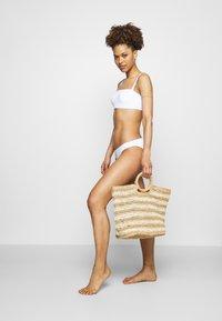 Seafolly - SEASIDE SOIREE BANDEAU  - Bikini top - white - 1