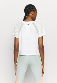 Puma - PAMELA REIF X PUMA COLLECTION  BOXY TEE - Print T-shirt - white - 2