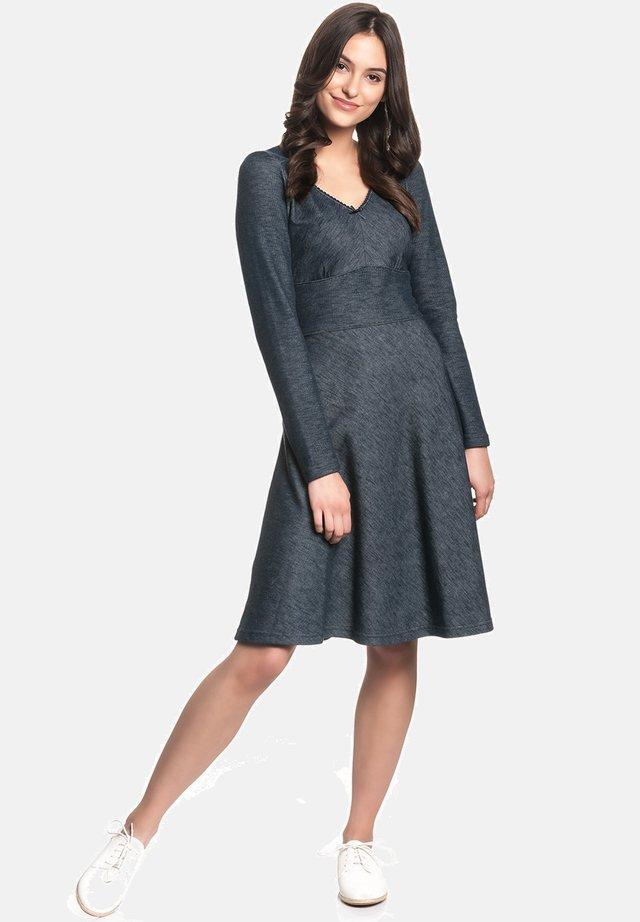 MARIE  - Day dress - blau