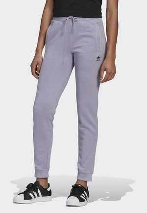 TRAININGSHOSE - Tracksuit bottoms - grey