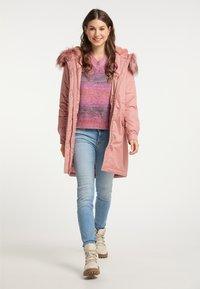 myMo - Winter coat - altrosa - 1