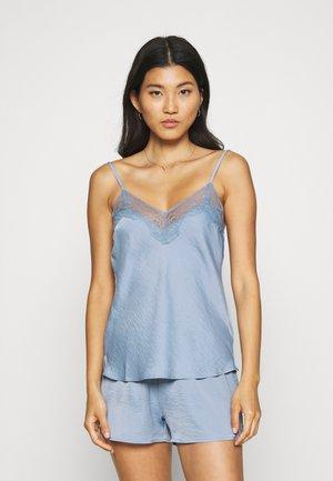 SET - Pyjama - blue denim
