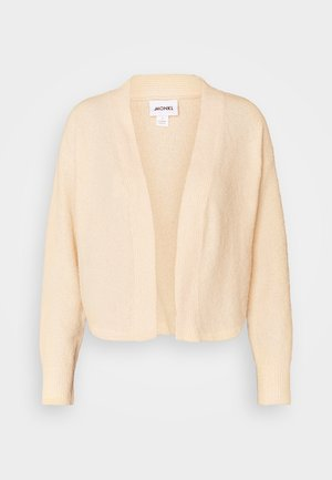 CORA - Cardigan - beige light