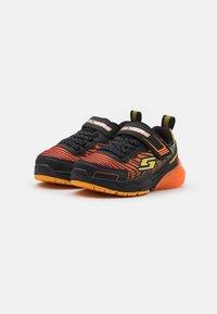 Skechers - THERMOFLUX 2.0 - Trainers - orange/yellow/black - 1