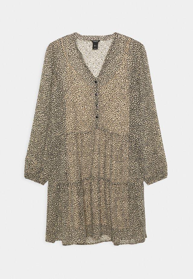 DRESS FANNY - Sukienka letnia - light beige