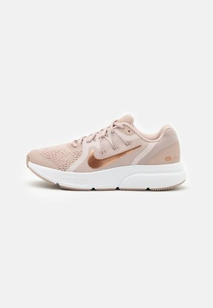 ZOOM SPAN 3 FAIRMONT - Zapatillas de running neutras - stone mauve/metallic red bronze/barely rose