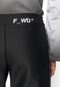 F_WD - Tracksuit bottoms - black - 5