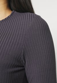 Anna Field - Gebreide jurk - dark purple - 3
