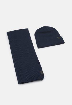 JACJOLLY GIFTBOX SET UNISEX - Scarf - navy blazer