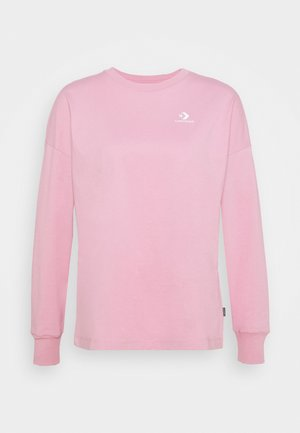LONG SLEEVE - Long sleeved top - lotus pink