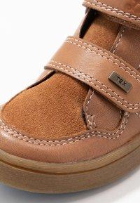 Lurchi - ALEX-TEX - Classic ankle boots - tan - 5