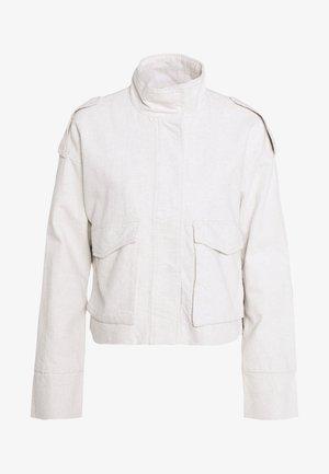 VILINSA JACKET - Summer jacket - natural melange