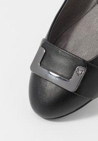 Caprice - Ballet pumps - black - 2