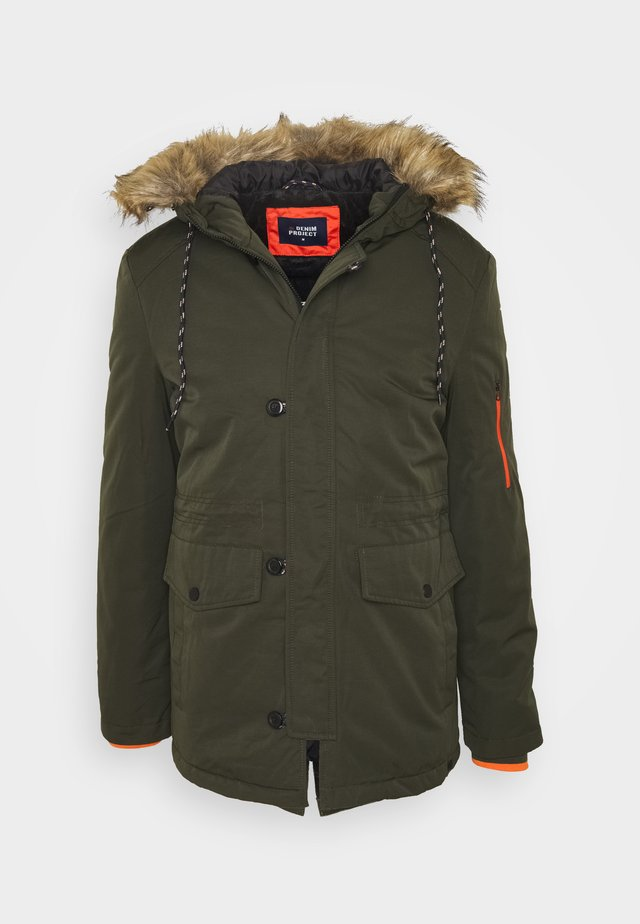 KONDY JACKET - Parka - army