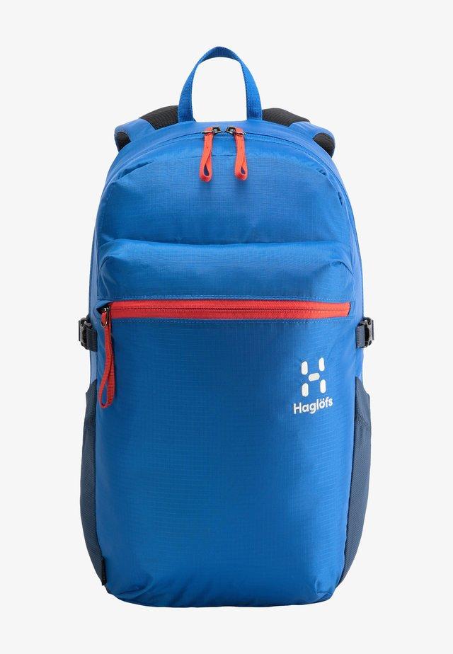 Hiking rucksack - storm blue/habanero