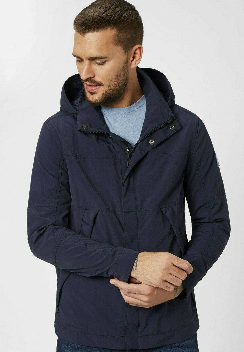 S4 Jackets - Summer jacket - navy