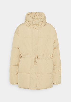 KEA COAT - Winter coat - beige